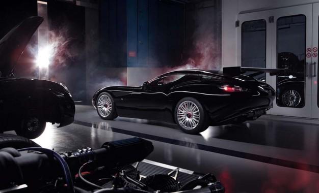 Zagato Maserati Mostro u čast 100. godišnjice Maseratija