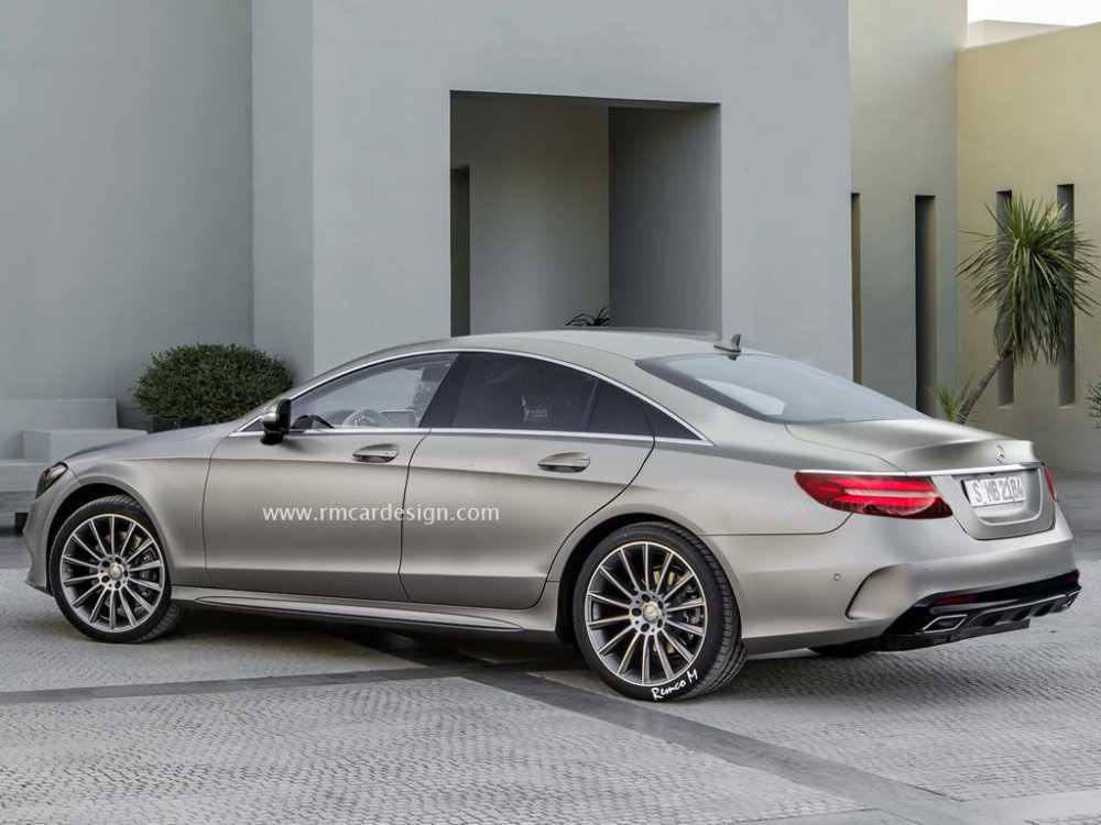 ProAuto – Novi Mercedes CLS stiže 2018. godine?