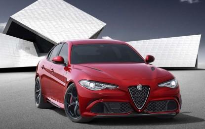 Alfa Romeo Giulia Quadrifoglio je najbrži sedan svih vremena [Video]