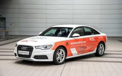 Audi pokušava oboriti rekord u niskoj potrošnji goriva sa velikim A6 [Video]