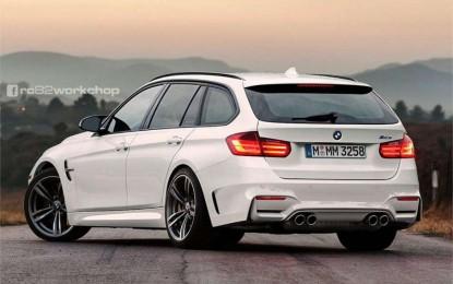 BMW razbio špekulacije o dolasku novog BMW M3 Touringa