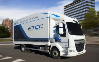 DAF Future Truck Chassis Concept (FTCC)