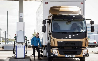 Volvo Trucks izdaje certifikat za upotrebu sintetičkog dizela HVO u svim motorima