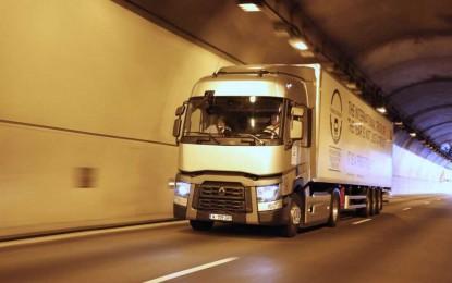 Renault Trucks T Optifuel