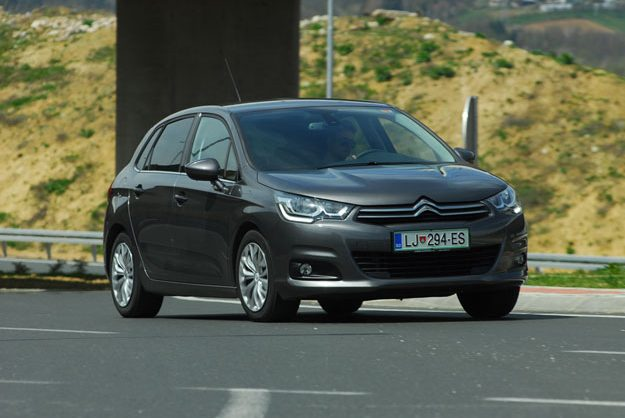 TEST – Citroen C4 Feel BlueHDi 100 BVM