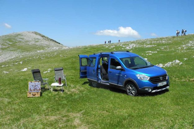 TEST – Dacia Dokker 1.5 dCi Stepway