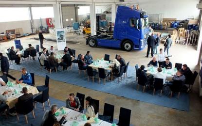 Krenuo kamionski Volvo karavan kroz BiH