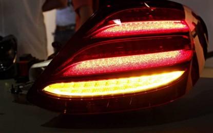 Mercedesova E-klasa dobija najnaprednija stražnja svjetla na tržištu
