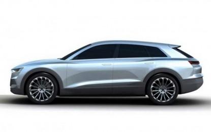 Audi u Frankfurtu predstavlja novi koncept SUV-a