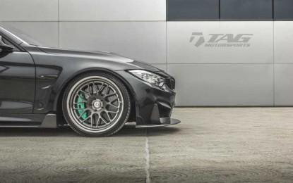 BMW M4 TAG Motorsport je vjerovatno najopasniji BMW nove generacije [Galerija]