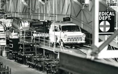 Jubilej – Ford Transit sa 50 godina službe [Galerija]