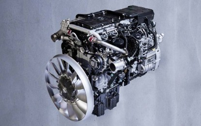 Mercedes-Benz OM 471 – nova generacija motora [Video]