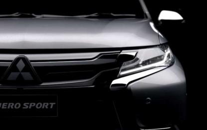 Prve slike Mitsubishija Pajera Sporta [Video]