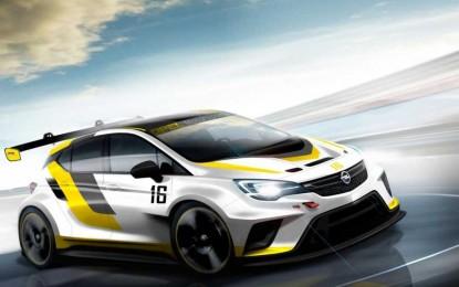 Opel Astra TCR je novi trkač za najviše pozicije