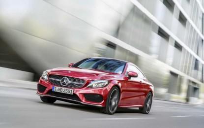 Nova C-klasa Coupe kao jedan od najvažnijih Mercedesovih trovratnih auta