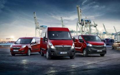 Opel osvježio komercijalce
