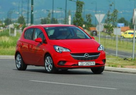 TEST – Opel Corsa E (5dr) Enjoy Plus B 1.0 XFT (115 KS) Start/Stop (MT6)