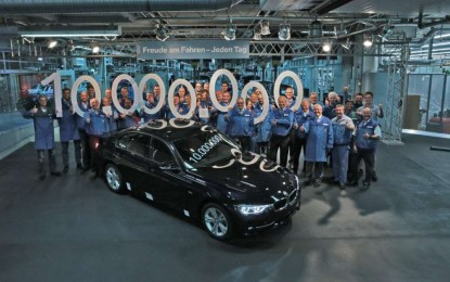 BMW-ova tvornica u Minhenu postigla veliki uspjeh