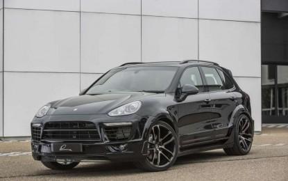 Lumma Design tunirala novog Porschea Cayennea [Galerija]