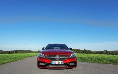 Impresivni Mercedes-AMG C63 S iz Wimmera RST snažniji nego ikada prije [Galerija]