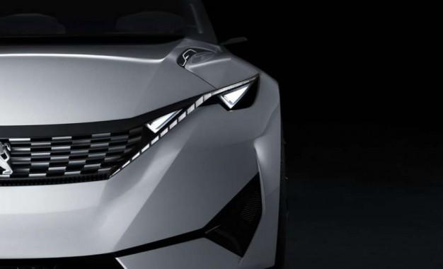Peugeot Fractal Concept pokazuje da je budućnost automobila lijepa i brza