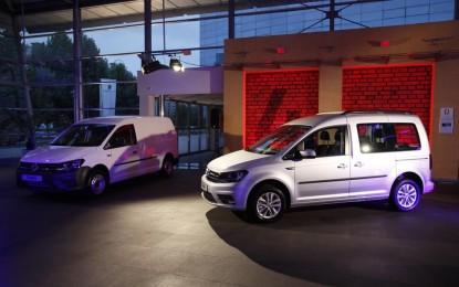 Promovisana dva nova modela Volkswagen privrednih vozila za bh. tržište [Galerija]