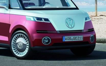Volkswagenov Camper Van T1 će ponovo biti na cesti, ali kao novi auto