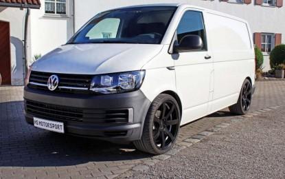 Volkswagen T6 tuniran u HS Motorsportu [Galerija]
