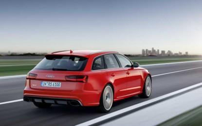 Audi otkrio najsnažnije RS-ove svih vremena