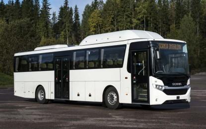 Interlink – Scanijina serija autobusa [Galerija]