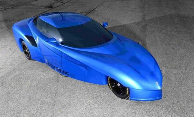 DeltaWing predstavila interesantni konceptni GT
