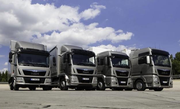 TÜV Report 2015. – MAN jača vodeću poziciju kao najpouzdaniji proizvođač kamiona