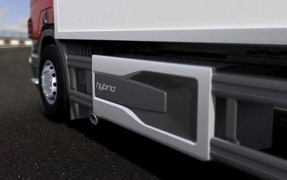 Scania Hybrid Truck – 2 km na struju [Video]
