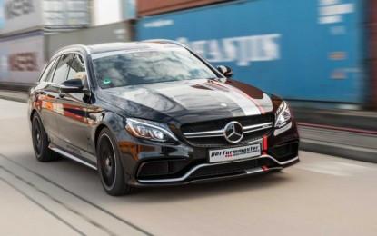 Tunirani AMG C63 S Estate je jedan od najopasnijih Mercedesa na cesti