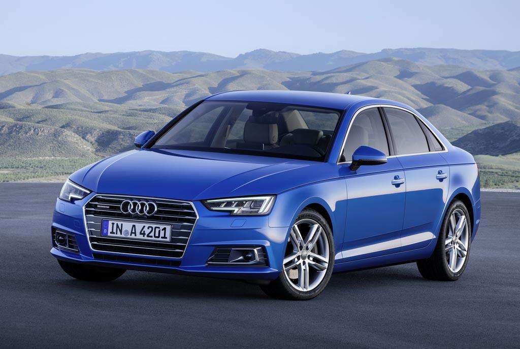Model-Audi-A4