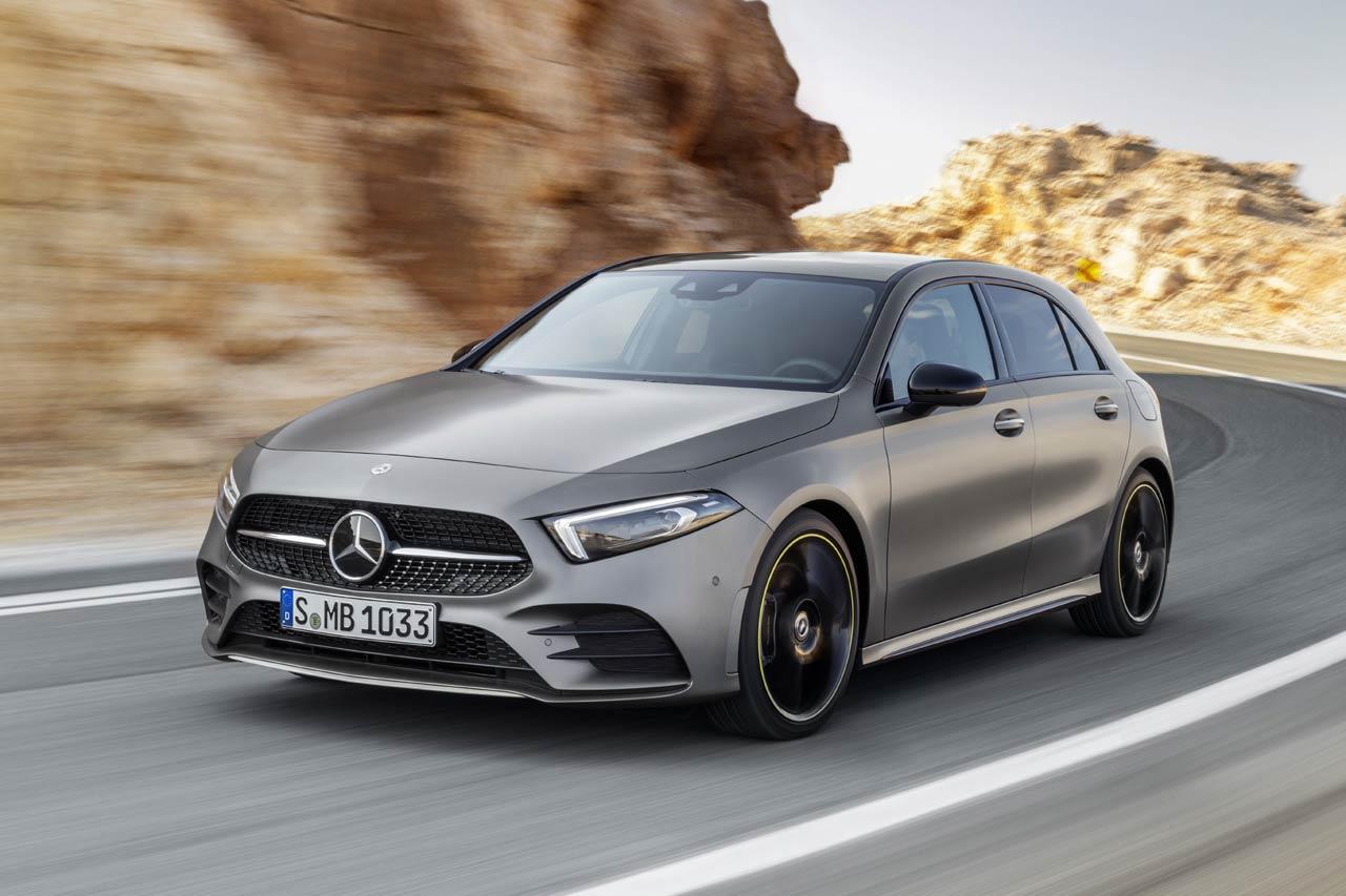 Model-Mercedes-A-klasa