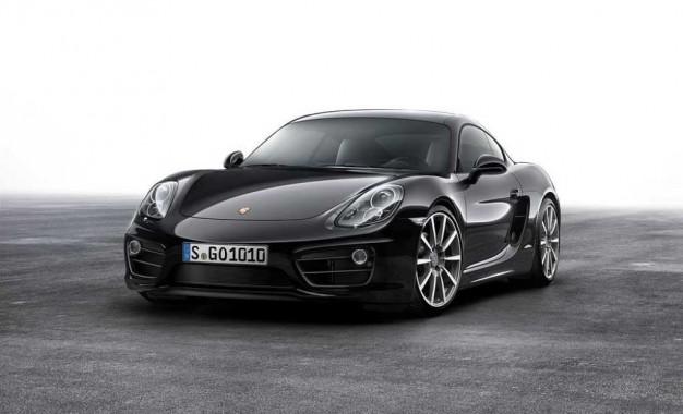 Porsche Cayman Black Edition stigao na tržište