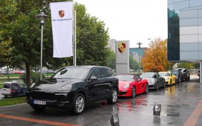 Vozili smo Porsche Boxster S, Porsche 911 Carrera Turbo S, Porsche Cayman GTS, Porsche Panamera GTS i Porsche Macan S Diesel [Galerija]