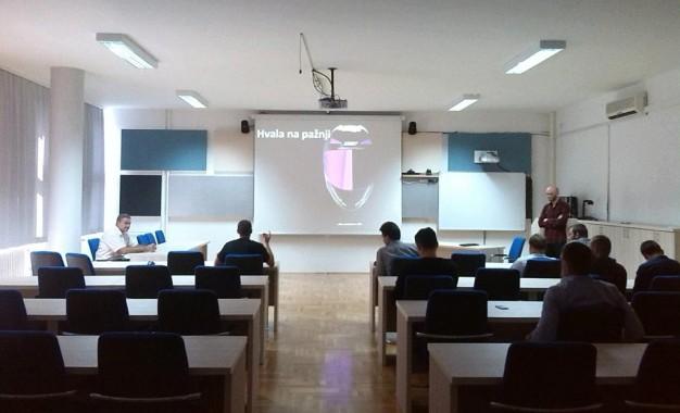 Na Mašinskom fakultetu Sarajevo održan Simpozij MultiTechnics