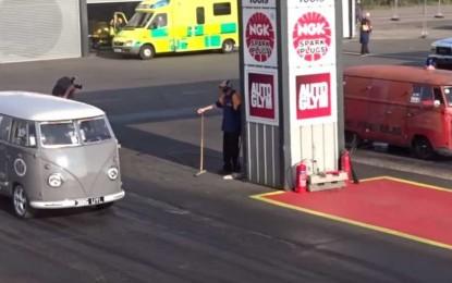 Trka ubrzanja Volkswagenovih T1 je jedna od najinteresantnijih ove godine [Video]