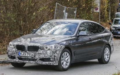 BMW je u završnim fazama redizajniranja serije 3 GT