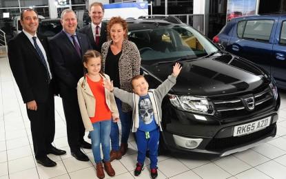 Dacia slavi novi rekord