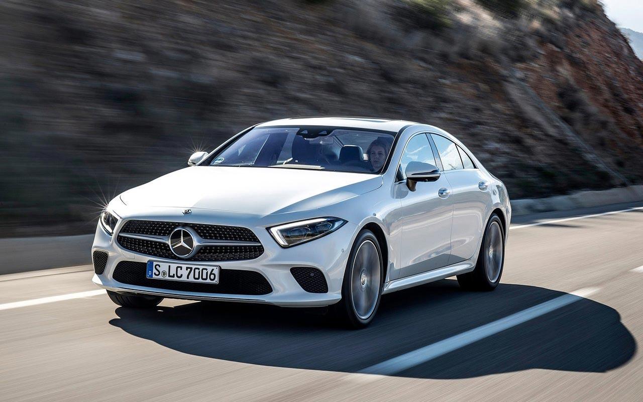 Model-Mercedes-CLS