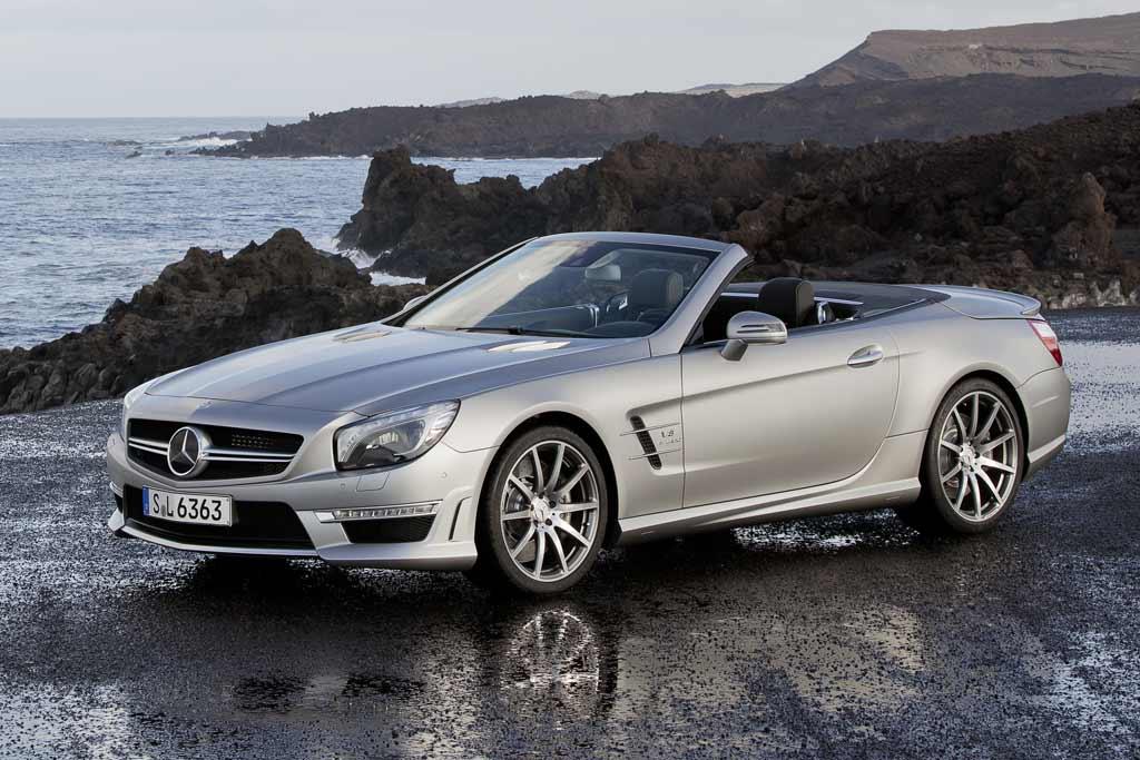 Model-Mercedes-SL