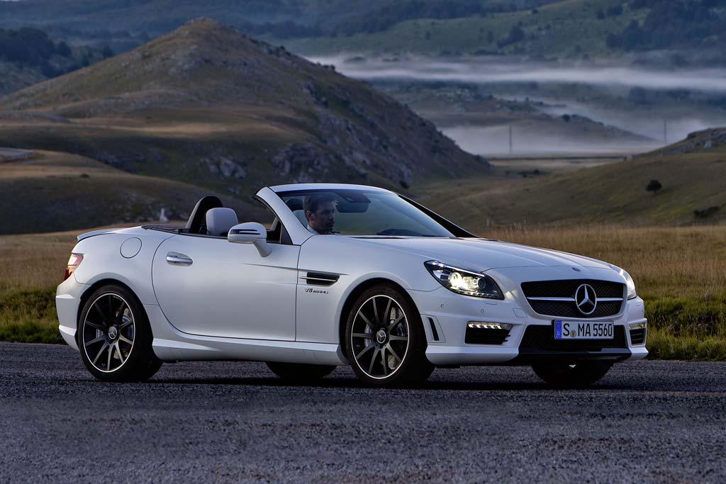 Model-Mercedes-SLK