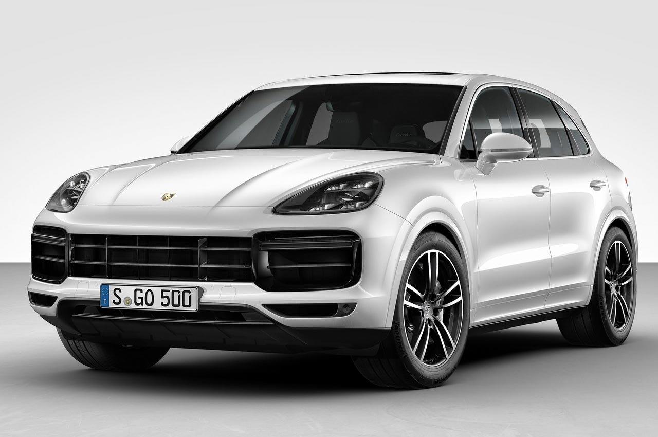 Model-Porsche-Cayenne