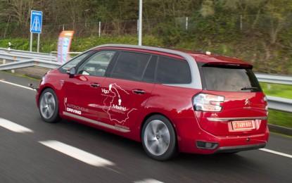 Prototip grupe PSA Peugeot-Citroën na putovanju po Evropi prešao 3.000 km u autonomnom načinu rada