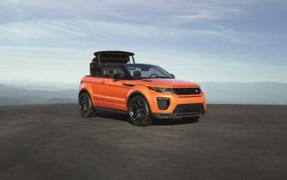 Range Rover predstavio Evoquea Cabrija [Video i Galerija – 15 fotografija]