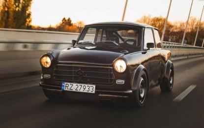 Zgodni Trabant 601 – 1.8T sa 270 KS [Video i Galerija – 36 fotografija]