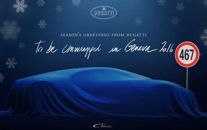 Novi Bugatti Chiron je najbrži auto svih vremena